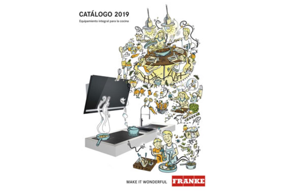 franke presenta su nuevo catlogotarifa 2019