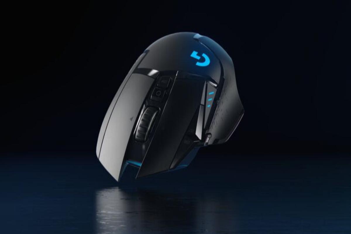 logitech g refuerza su gama inalmbrica con el ratn de gaming g502 lightspeed