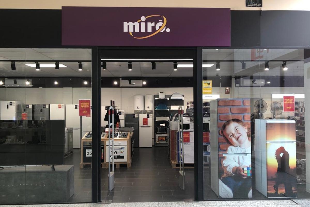 mir electrodomsticos alcanza las 30 tiendas con un nuevo establecimiento en sant vicen dels horts
