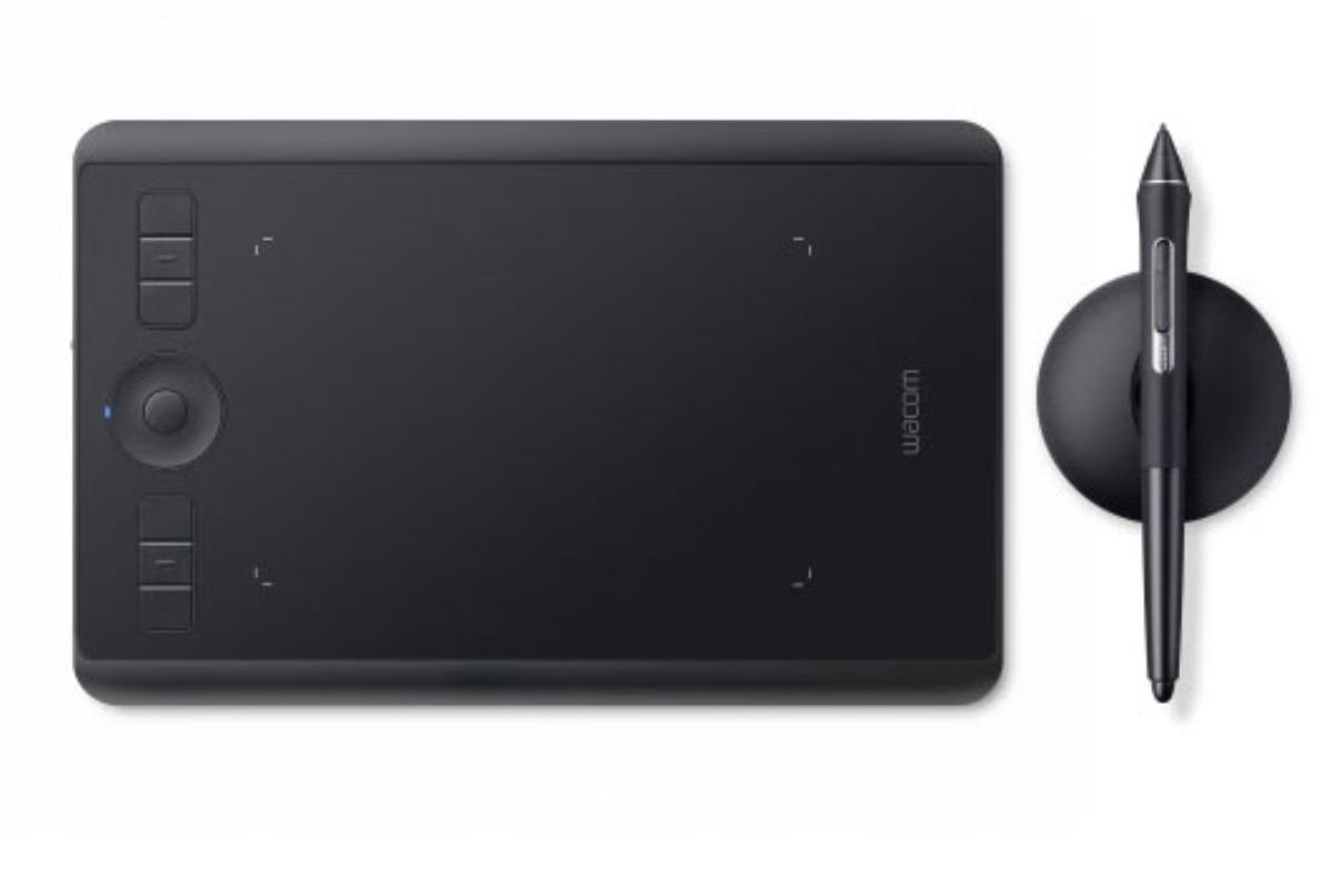 la nueva wacom intuos pro small contiene una tecnologa de lpiz profesional en un formato compacto