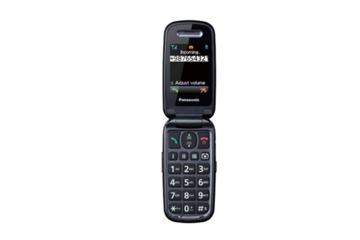 panasonic lanza dos telfonos mviles para los mayores de la casa