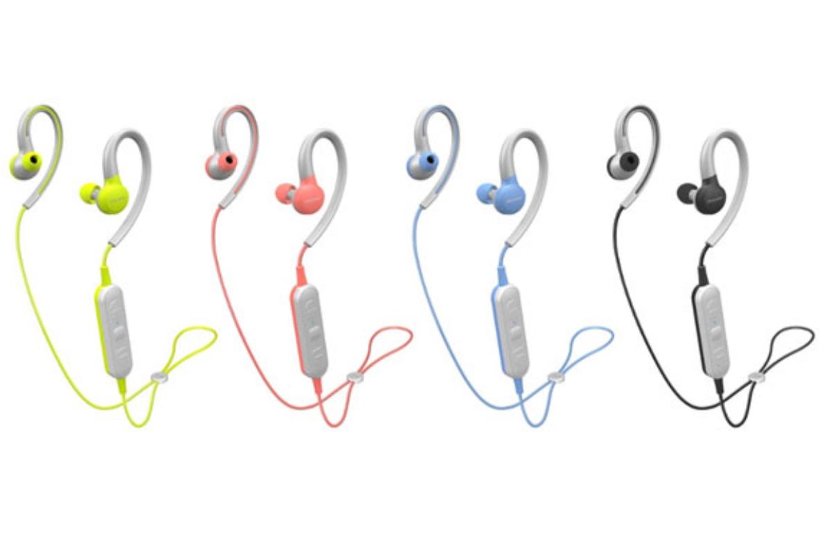 pioneer presenta los e6 sus coloridos auriculares deportivos wireless