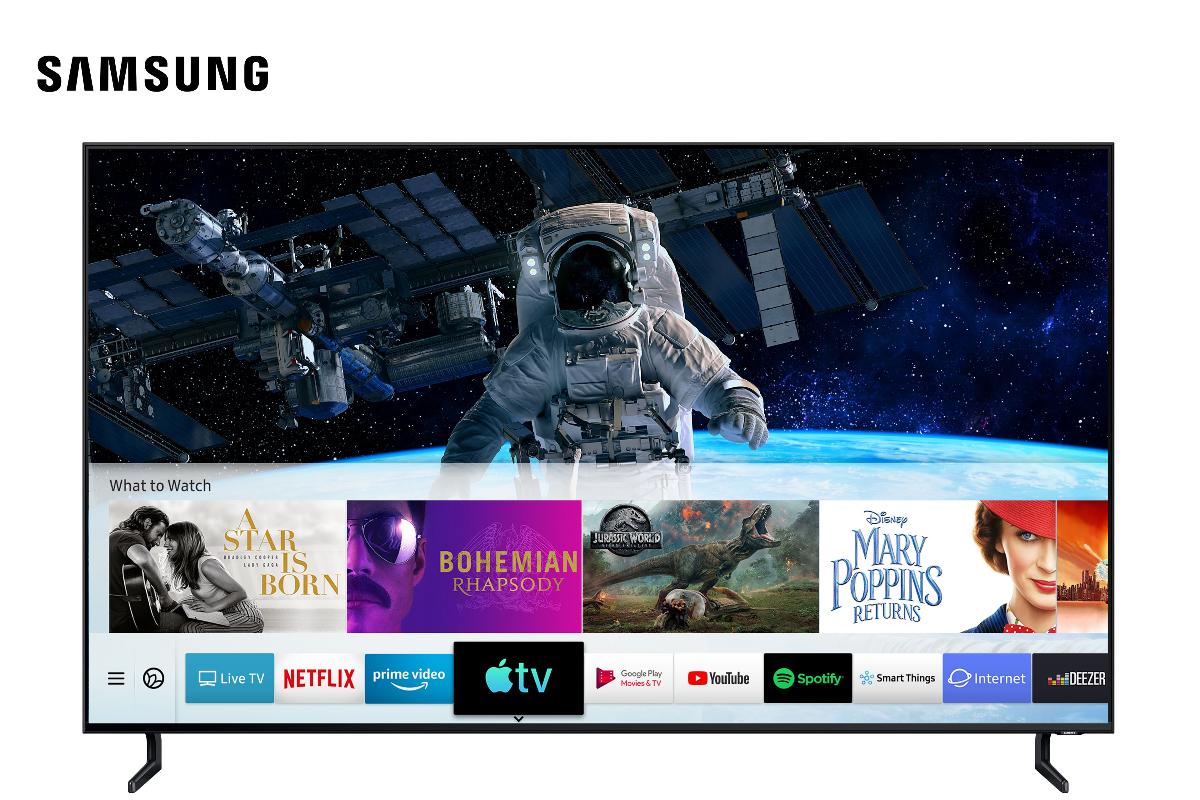 samsung-se-convierte-en-el-primer-fabricante-de-televisores--en-lanzar-las-aplicaciones-apple-tv-y-a