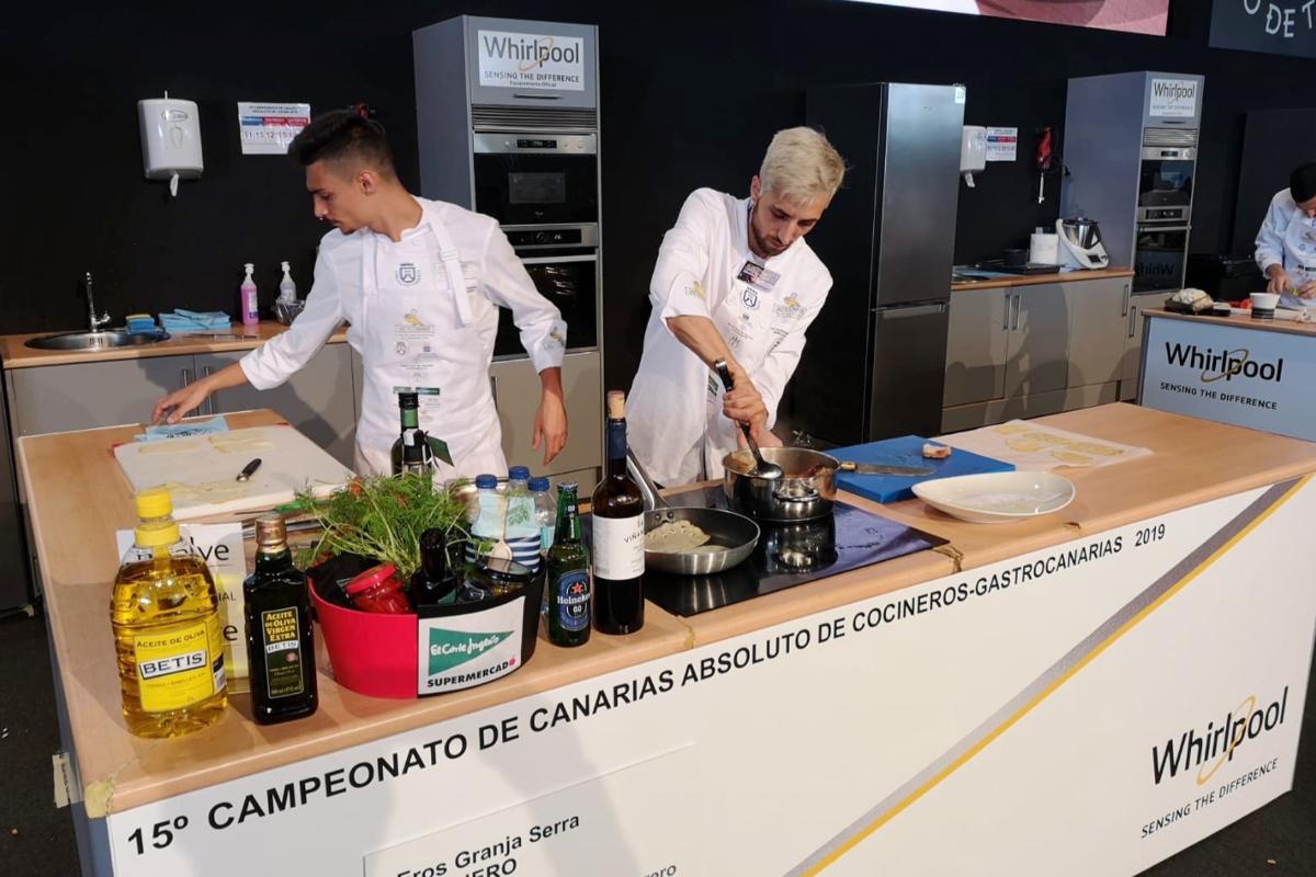 whirlpool renueva su presencia en el saln gastronmico de canarias como proveedor oficial de electrodomsticos