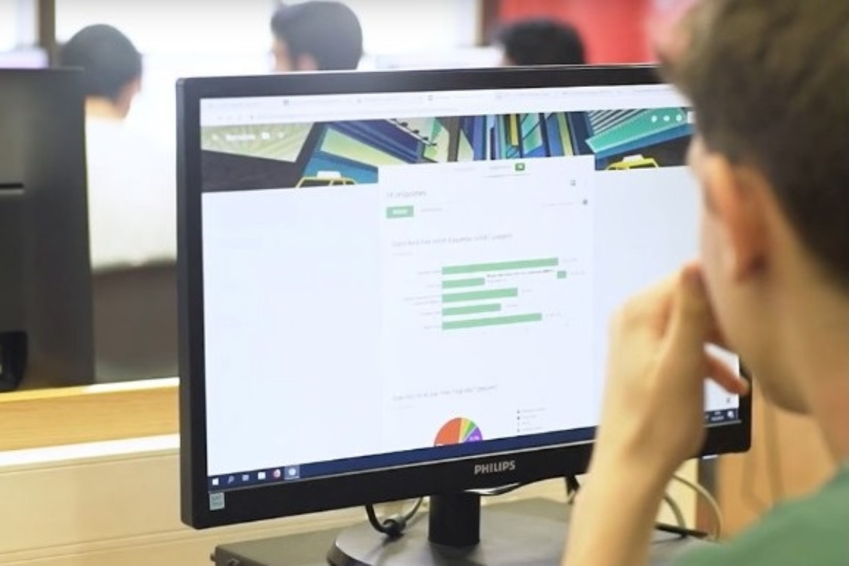 ms de 40000 alumnos europeos participan en un proyecto para la evaluacin y acreditacin de la competencia digital