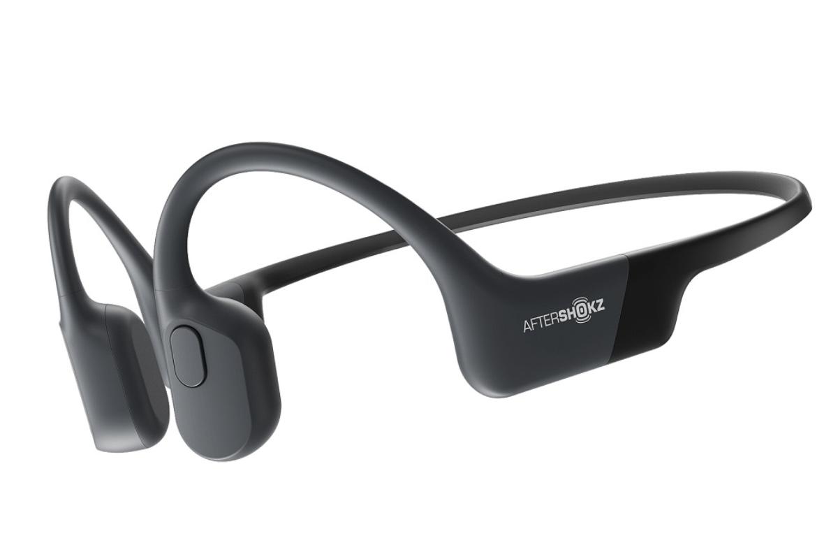 aftershokz presenta aeropex lo ltimo en auriculares deportivos de conduccin sea