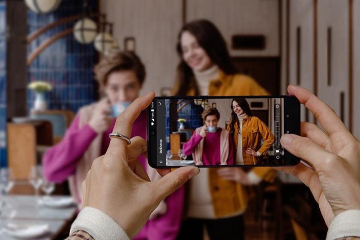 alcatel 3 el smartphone camalenico para mujeres nonstop