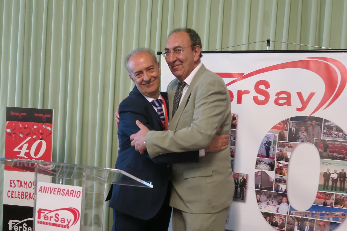 fersay celebra sus 40 aos de compromiso tica humildad solidaridad y superacin