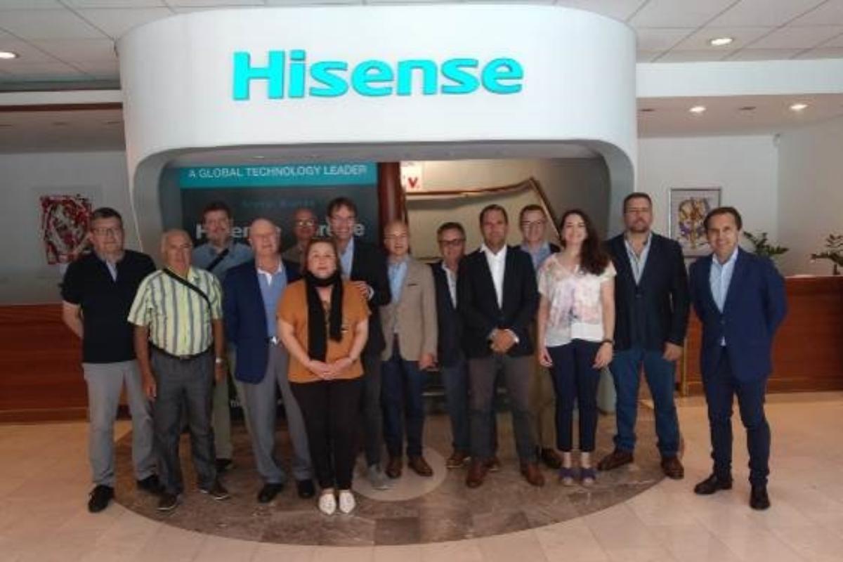 hisense abre a milarcomelsa su innovador centro de produccin en eslovenia