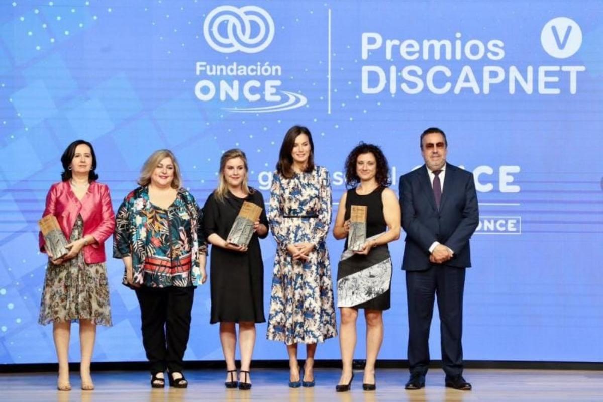irisbond recibe el premio discapnet de la fundacin once a las tecnologas accesibles