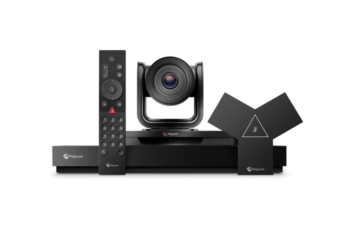 poly presenta una solucin integral para compartir contenido y realizar videoconferencias