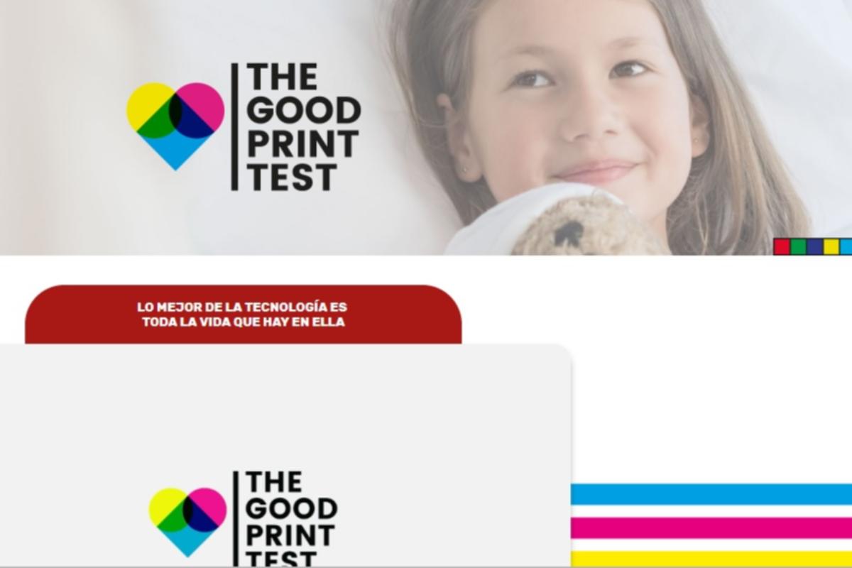 worten pone en marcha the good print test para concienciar sobre la donacin de mdula