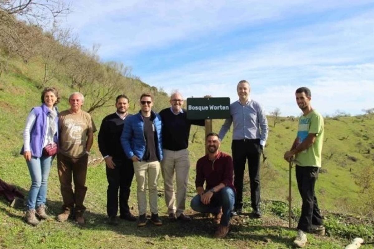 worten reforesta la pennsula y lucha contra el cambio climtico gracias a sus clientes