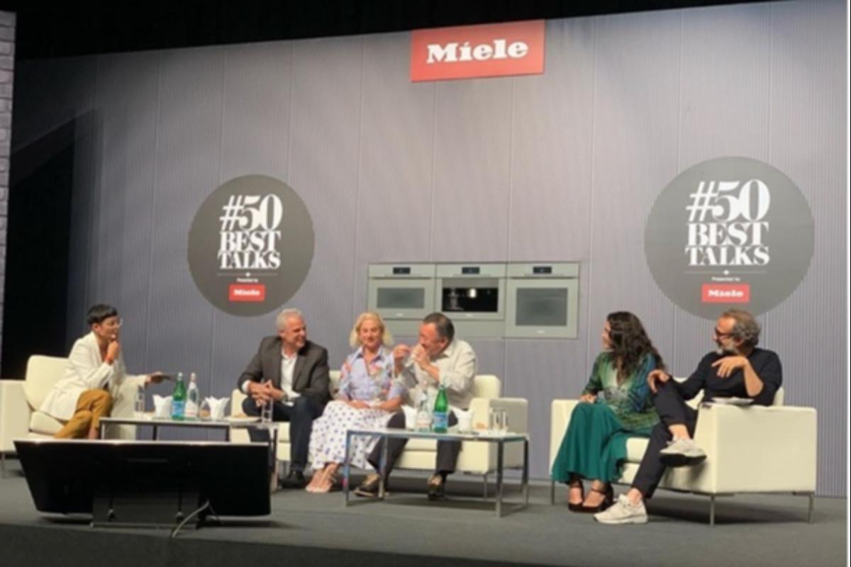 miele participa un ao ms en el evento culinario the worlds 50 best restaurants