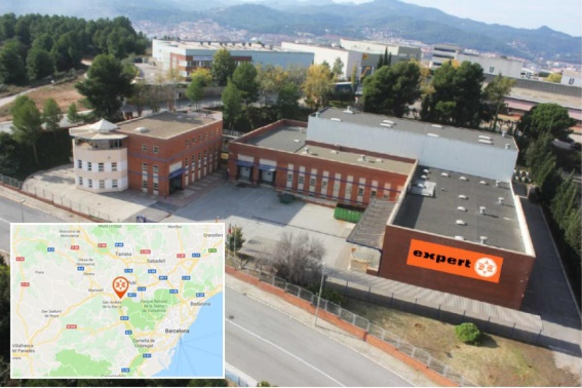 expert catalunya afianza su posicin con nuevas instalaciones