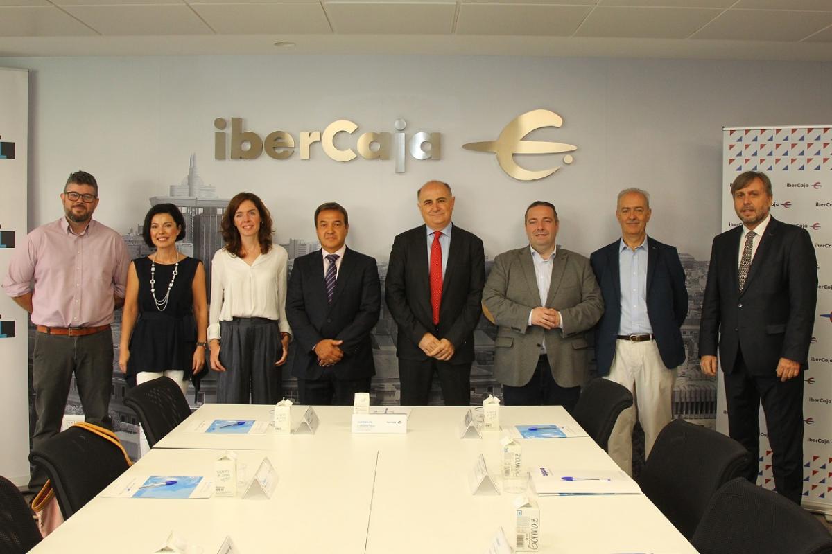 fersay participa en el foro ibercaja sobre empresas de xito
