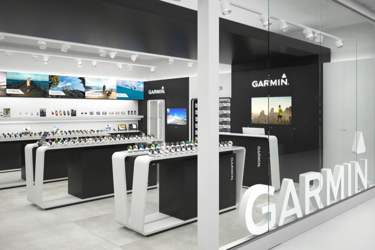 garmin inaugura su nueva store en madrid