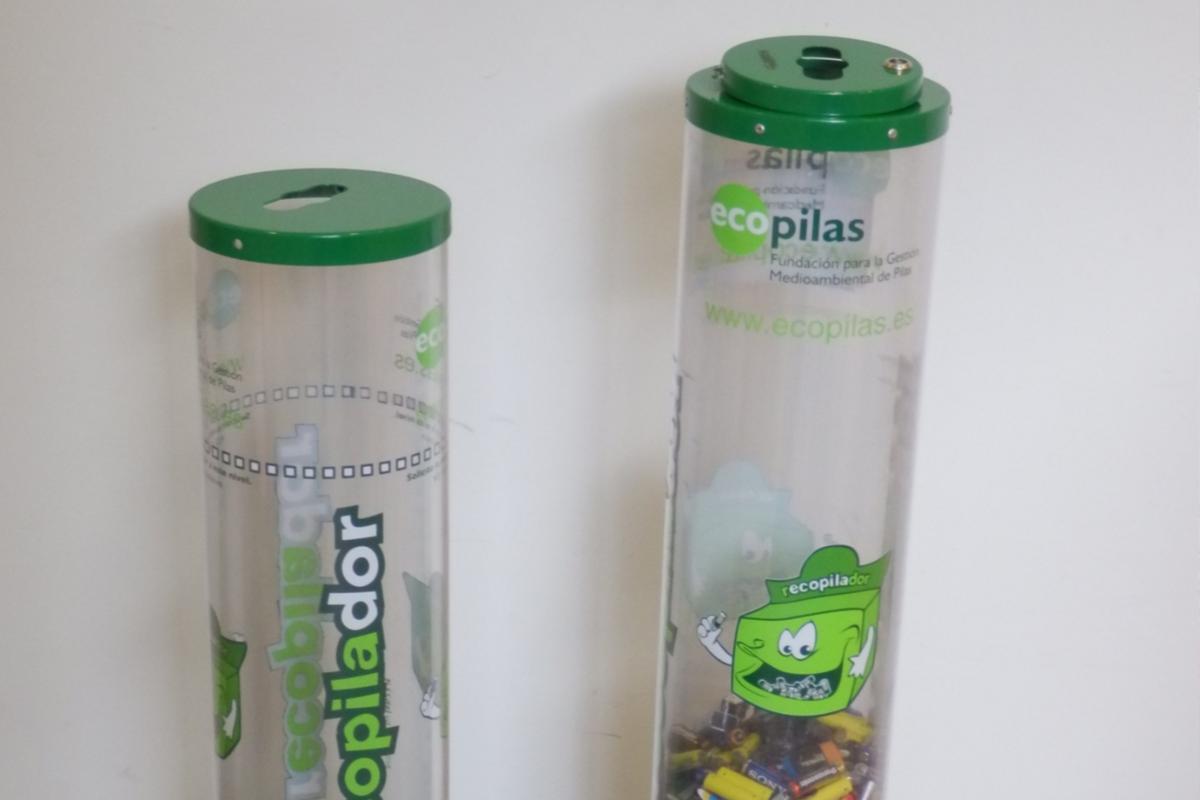 hesperia gestionar sus residuos electrnicos y pilas usadas con recyclia
