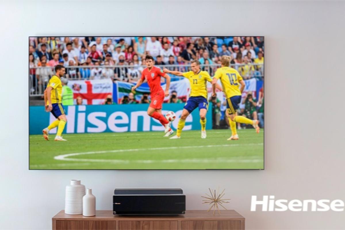 hisense ofrece la ms completa programacin deportiva gracias al acuerdo entre dazn y discovery