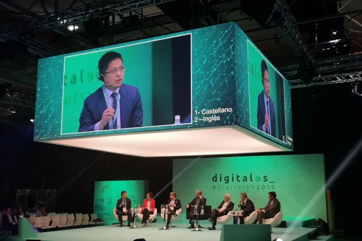 huawei presenta su visin del futuro digital basado en la innovacin y la colaboracin