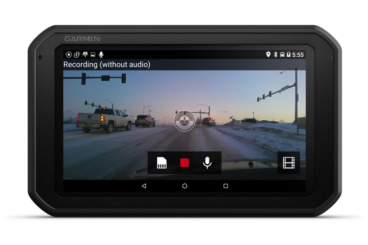 nuevo garmin camper 785 con dash cam integrada el navegador de los grandes aventureros