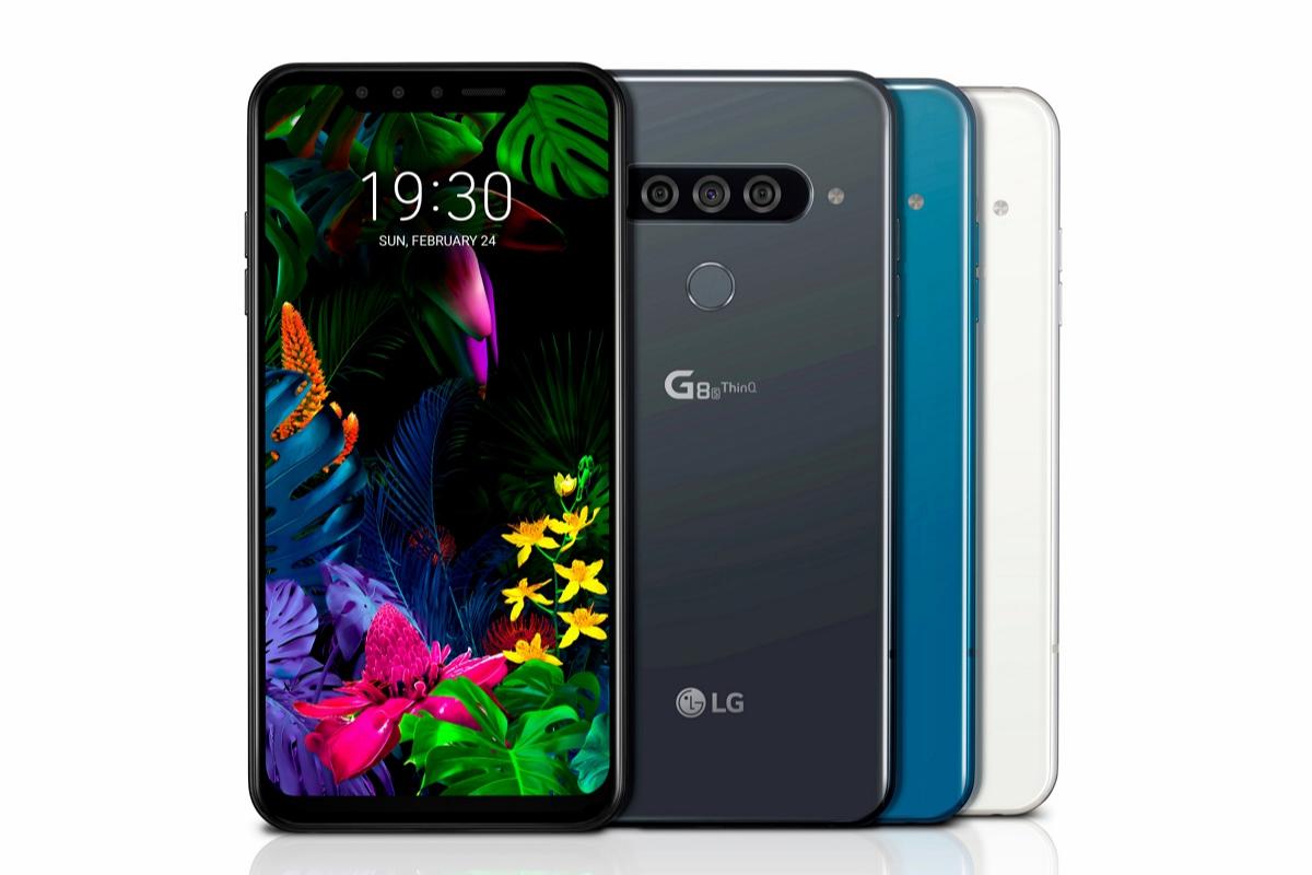 lg g8 thinq smart green el nico smartphone que se controla sin tocarlo