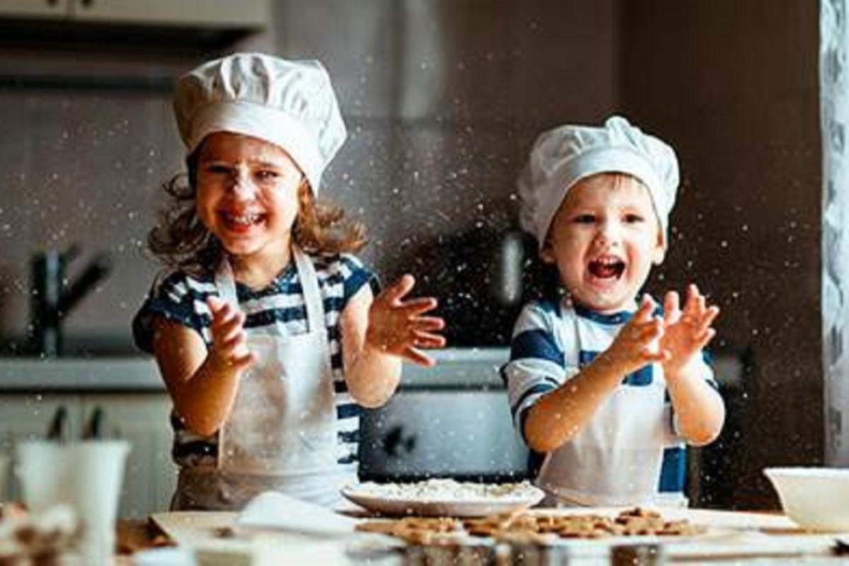 estimula el aprendizaje de tus hijos a travs de la cocina
