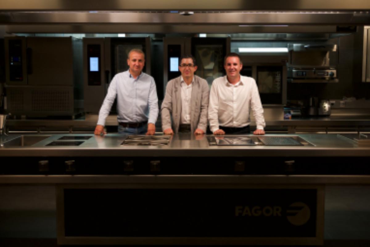 fagor industrial se incorpora al patronato de basque culinary center con la innovacin y desarrollo como ejes de actuacin