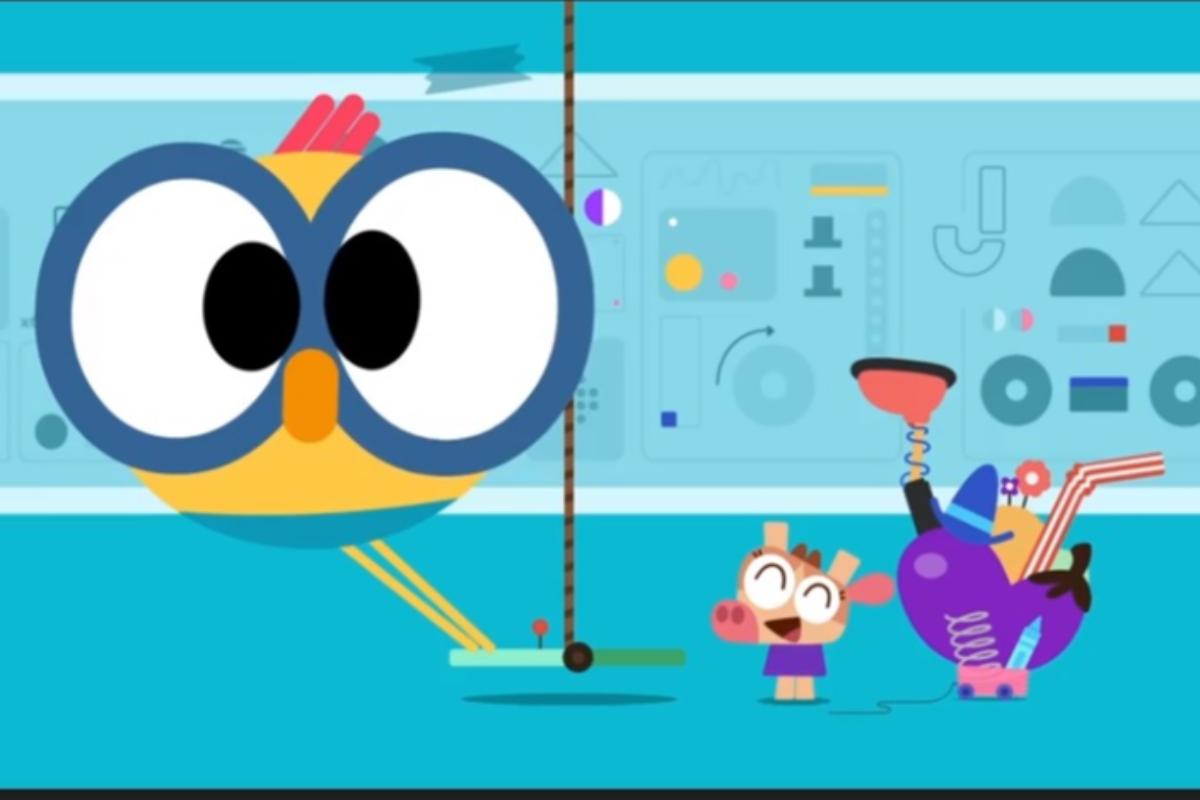 lingokids se estrena como productora de dibujos animados