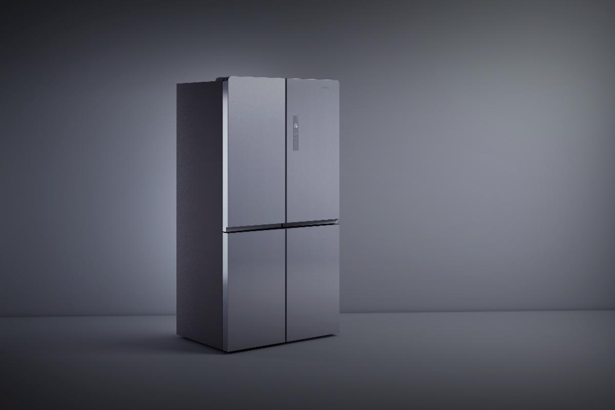teka presenta su frigorfico de 4 puertas con infinitas posibilidades