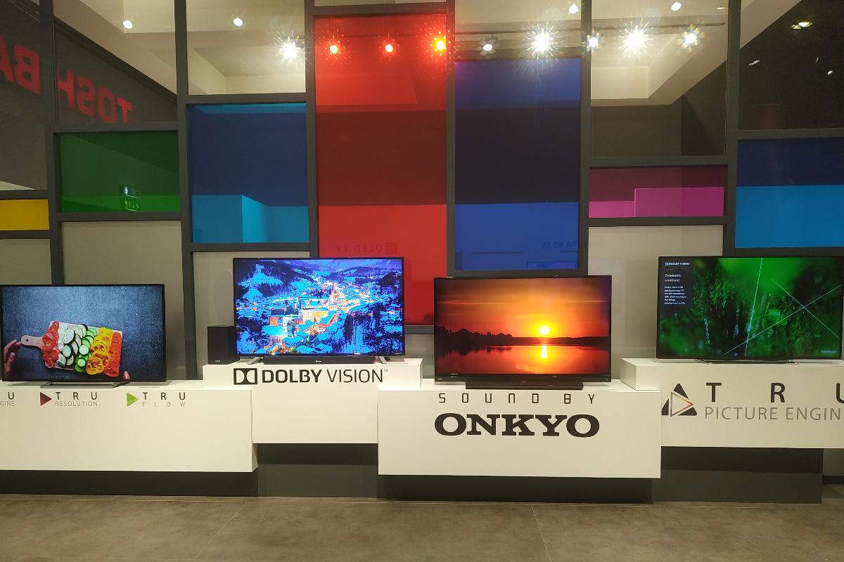 android tv y connect tv las grandes novedades de toshiba en ifa 2019