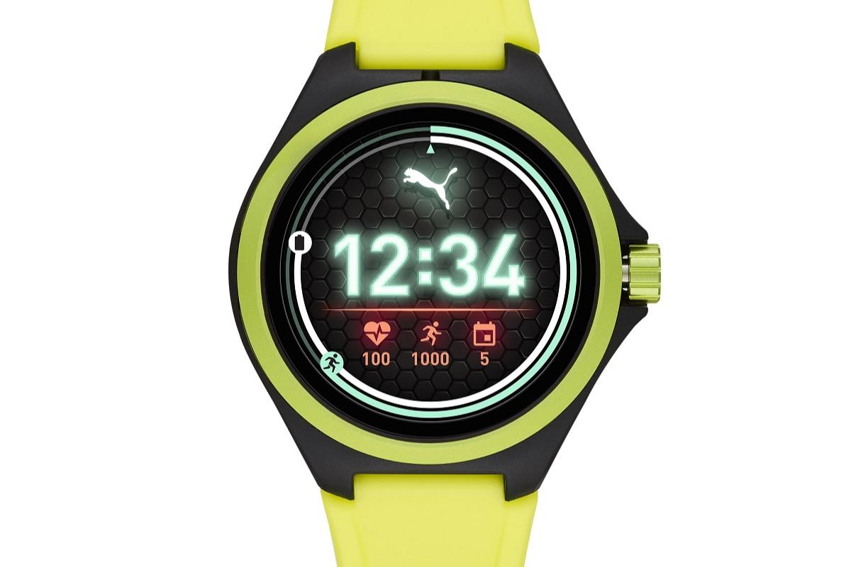ifa escenario de la puesta de largo del nuevo smartwatch puma