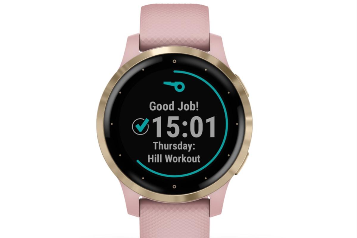 garmin inaugura una nueva era de smartwatches con venu y vvoactive 44s