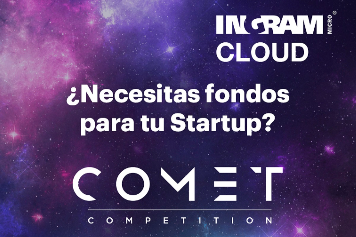 ingram micro cloud anuncia el concurso global comet para startups