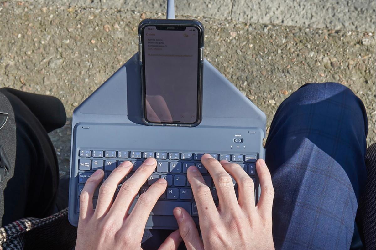 nuevo tucano scrivo para smartphone y tablet