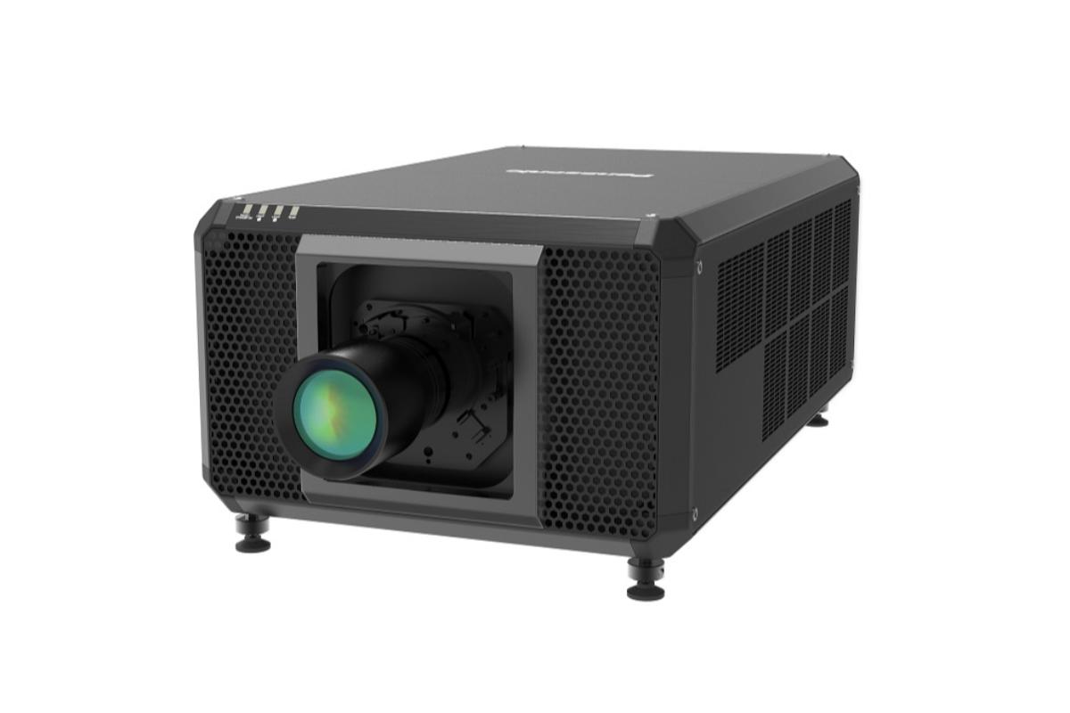 panasonic presenta el proyector 4k nativo de 50000 lmenes ms compacto del mundo