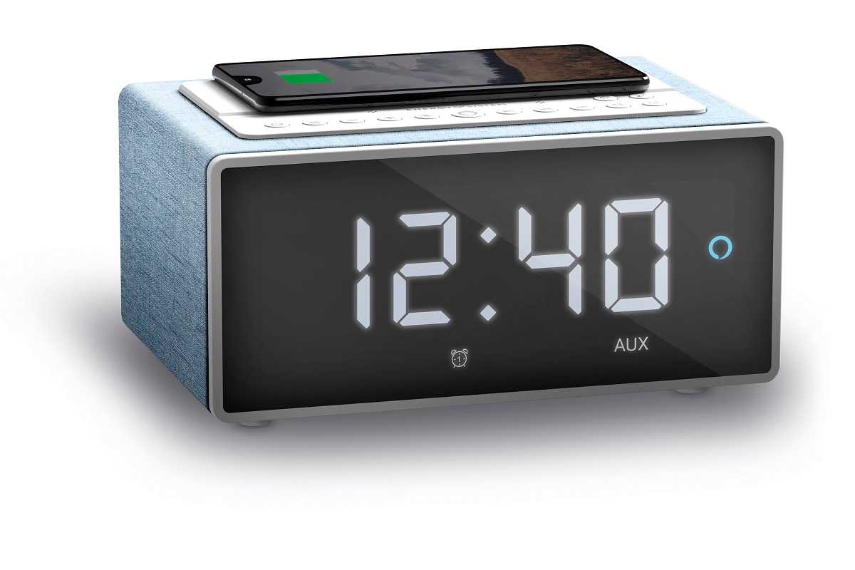 smart speaker wake up el primer altavoz despertador con amazon alexa integrada de energy sistem