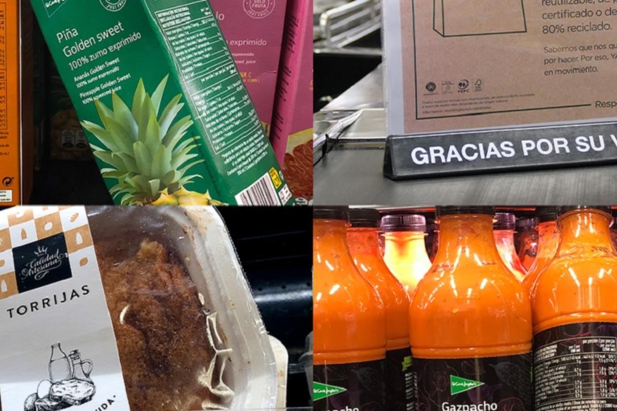 el corte ingls implementa en sus tiendas un plan de packaging ms sostenible