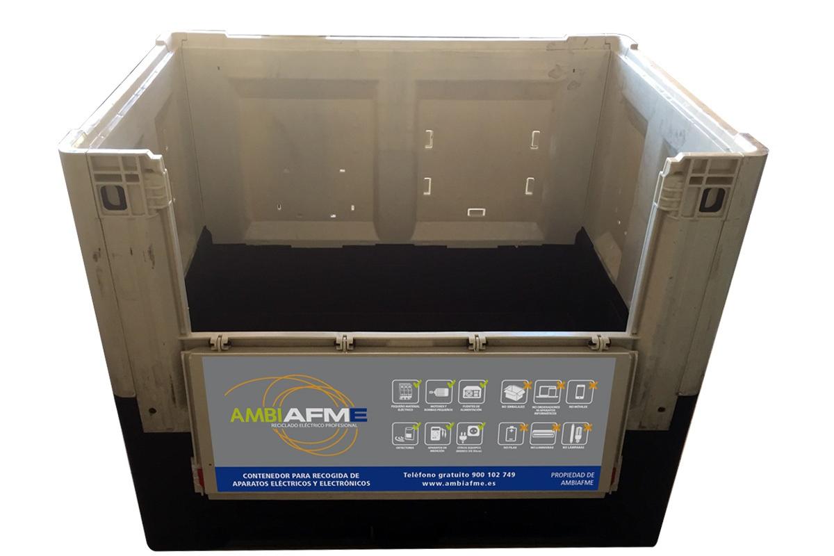 ambiafme cumple su primer ao alcanzando 1300 toneladas de residuos tratados