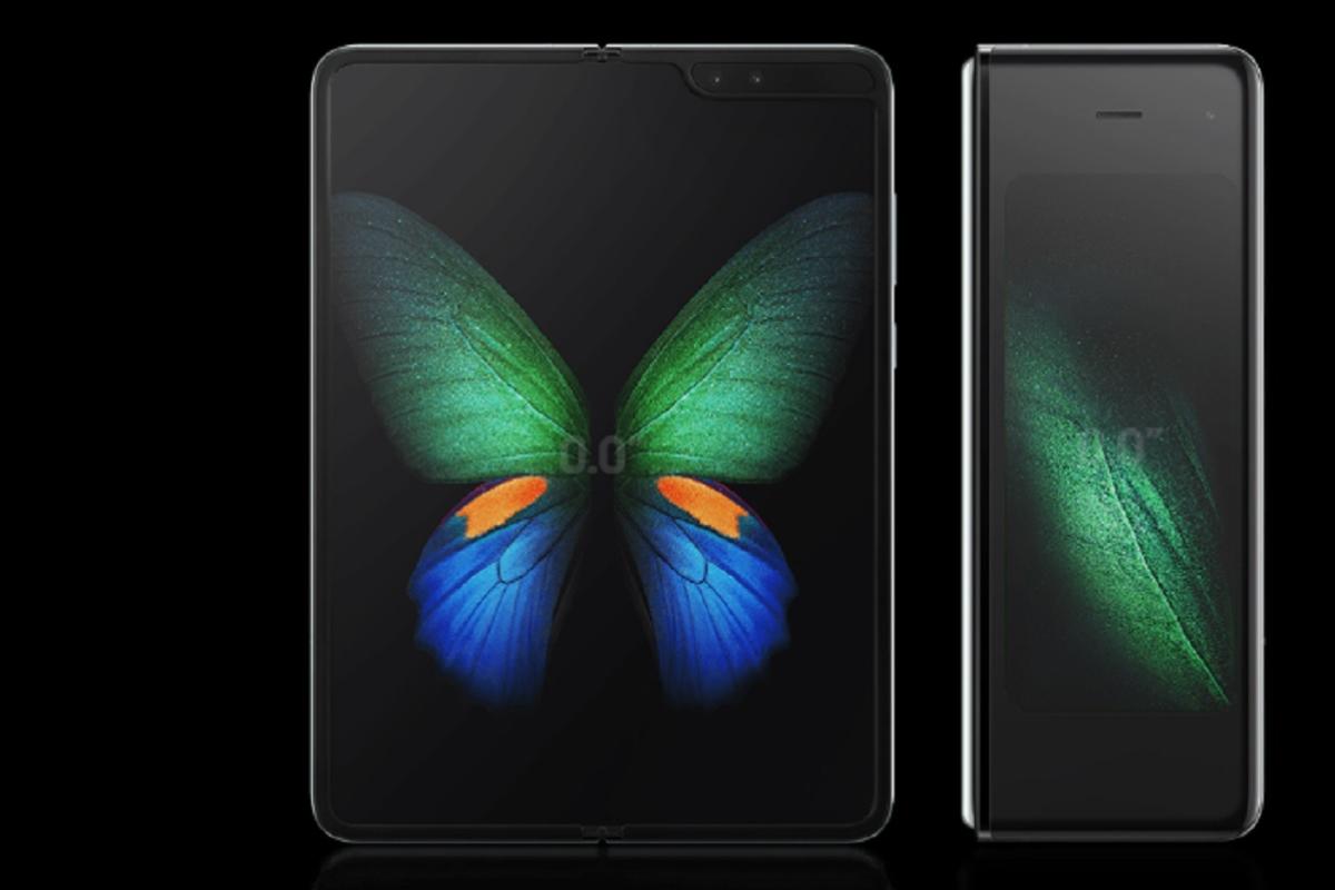 los consumidores espaoles agotan las primeras unidades de su primer smartphone flexible galaxy fold