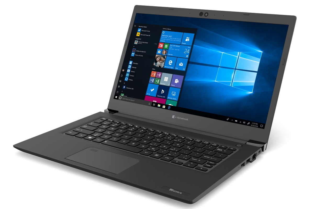 dynabook ampla su gama media con un porttil de 14 para alto rendimiento