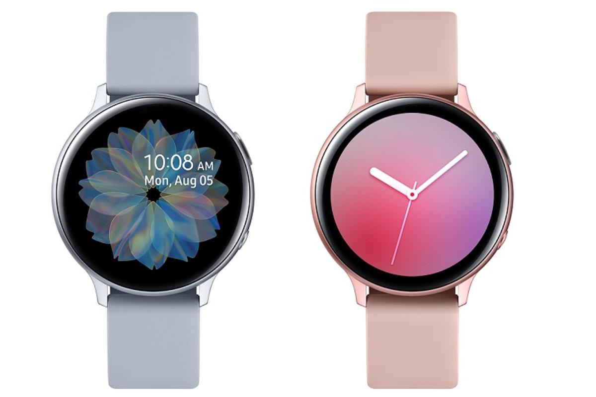 galaxy watch active2 ofrece al usuario nuevas funcionalidades de bixby y samsung pay