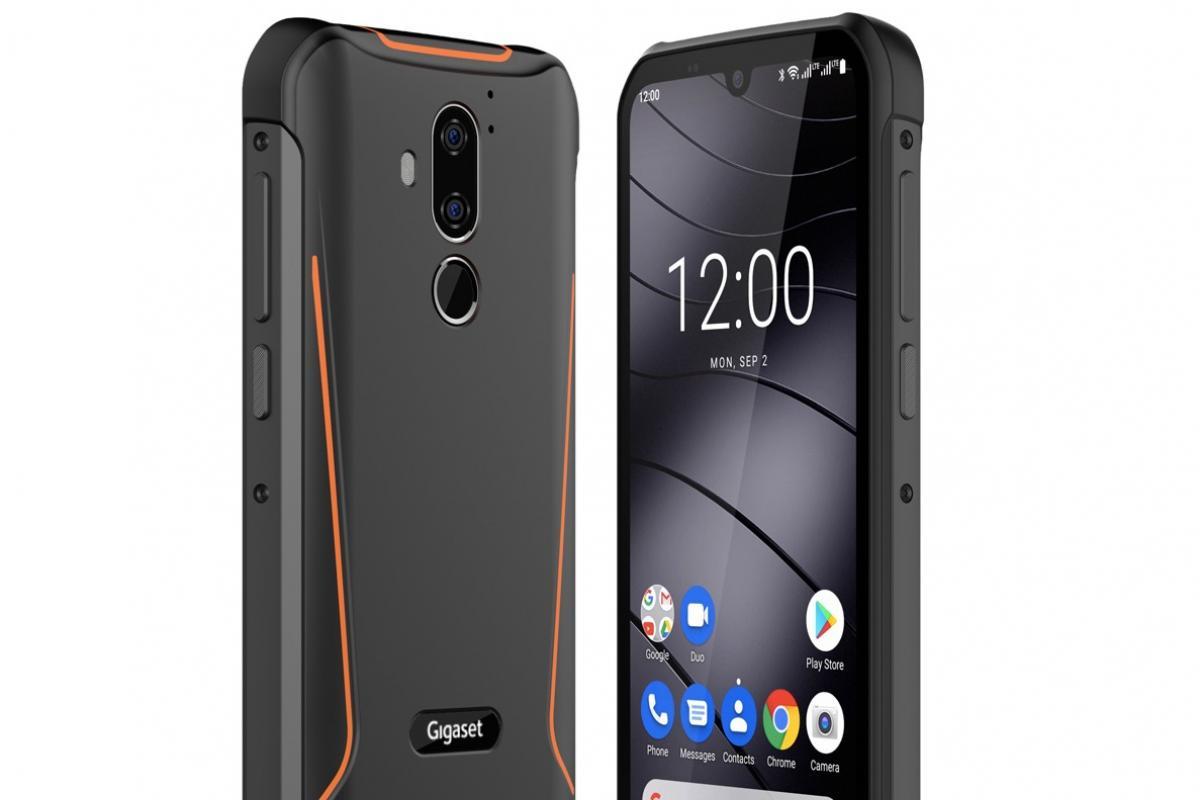 gigaset gx290 el smartphone rugerizado que soporta cualquier impacto