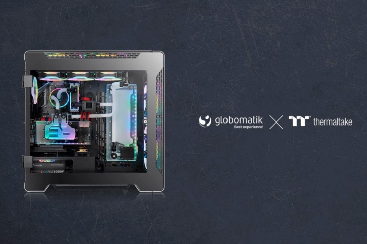 globomatik contina afianzando su portfolio gracias al acuerdo de distribucin con thermaltake