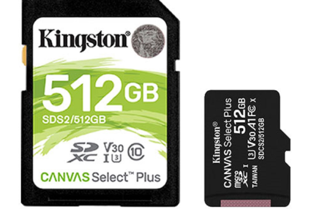 ndp kingston ampla su porfolio de tarjetas sd y microsd con las nuevas canvas select plus