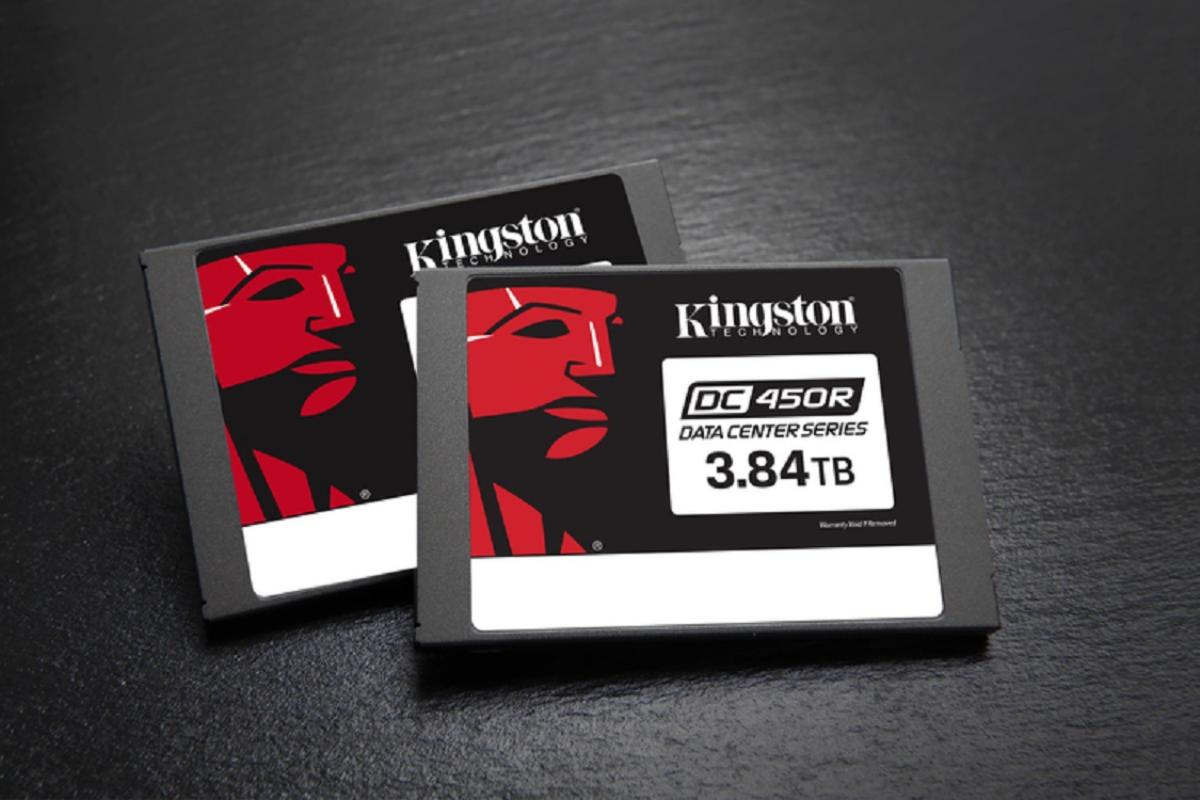 kingston lanza al mercado su nuevo ssd para centros de datos el dc450r