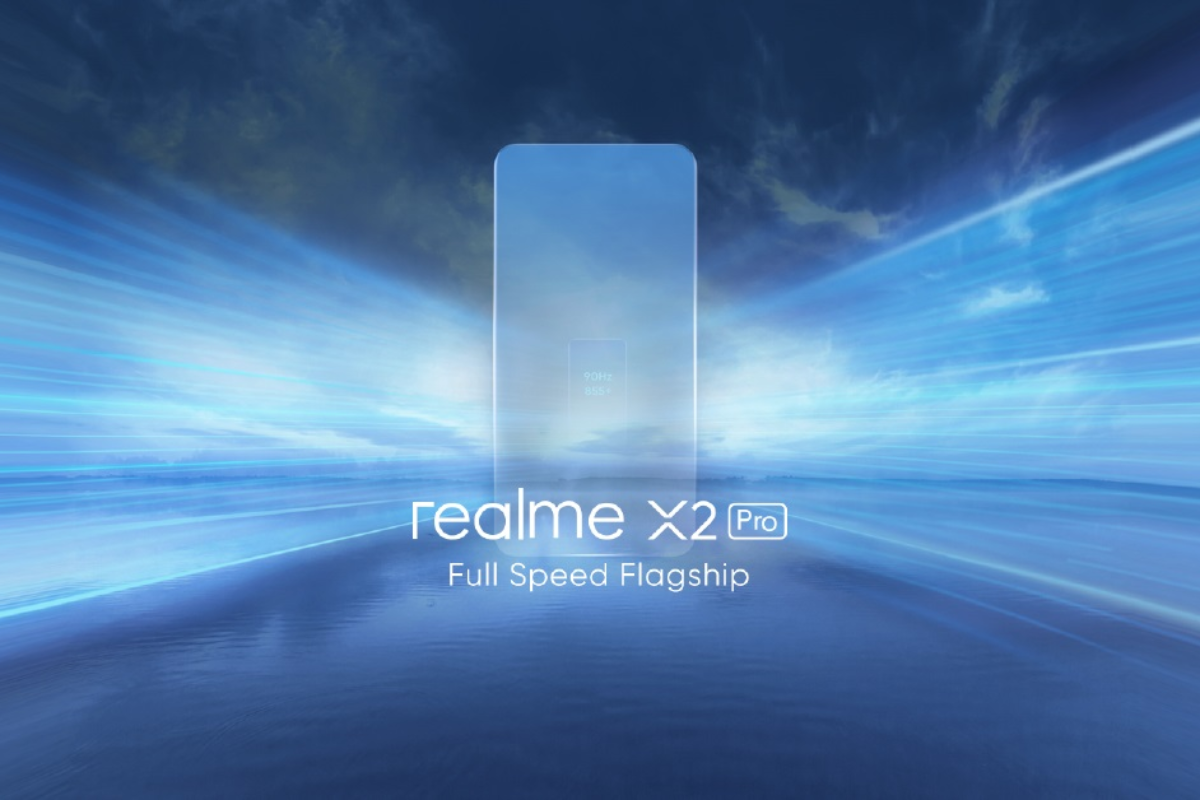 realme anuncia su emfullspeed flagshipem el realme x2 pro su modelo ms potente hasta el momento