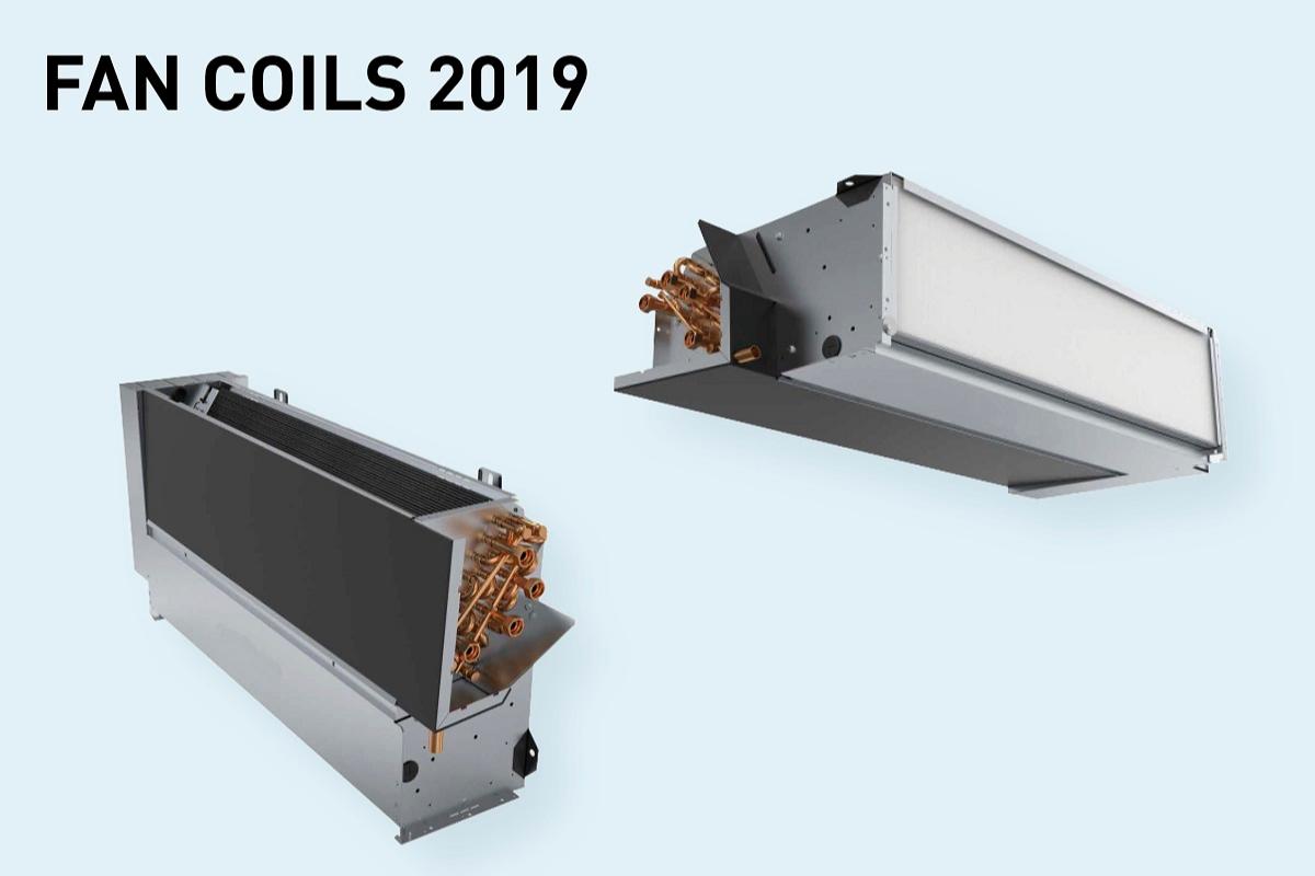 panasonic presenta nuevas actualizaciones en la serie de fan coils compactos