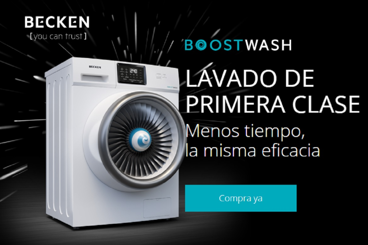 worten lanza becken boostwash su gama de lavadoras ms ecolgica y econmica