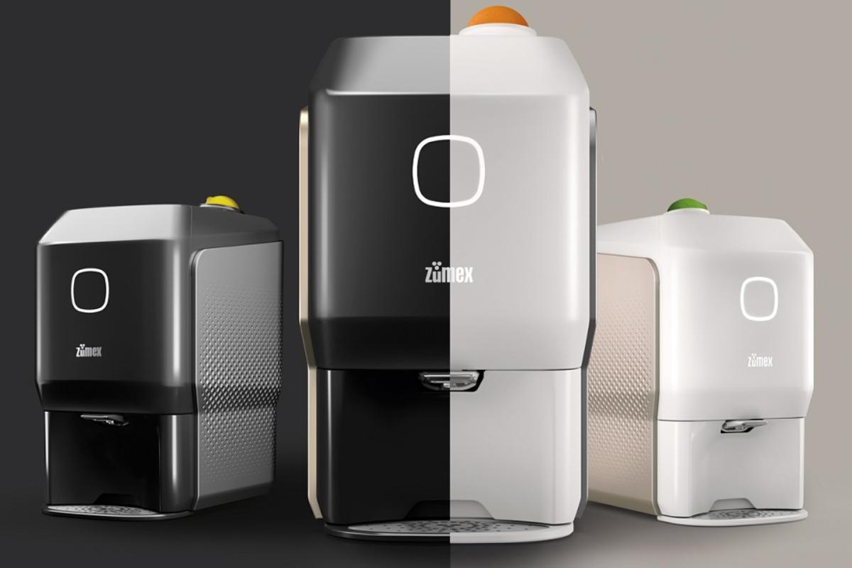 zumex presenta la nueva soul series 2 la primera smart juicer de diseo